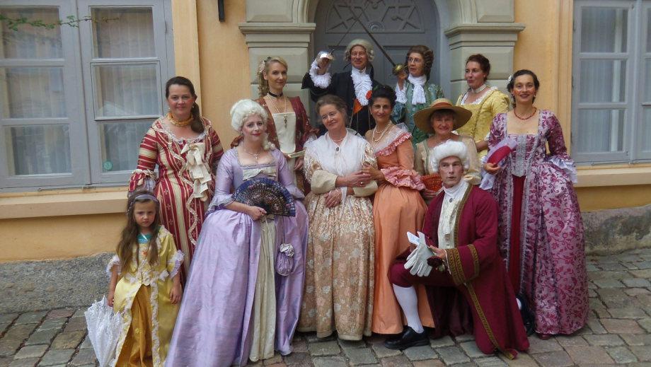 La Société Baroque im Schlosshof Eutin